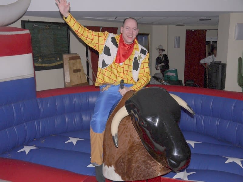 RODEO BULL HIRE SURREY