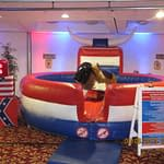 RODEO BULL HIRE LONDON 15FT BED