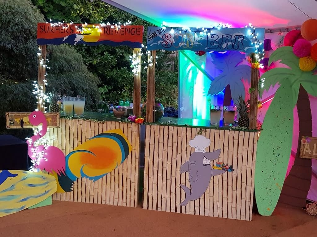 Surf / Hawaiian Party Hire