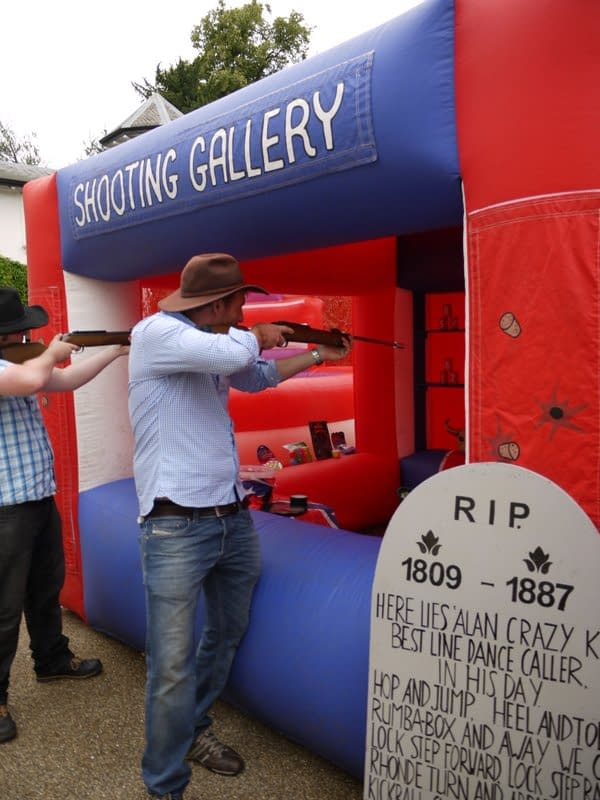 CORK SHOOTING GALLERY