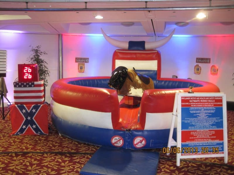 RODEO BULL HIRE