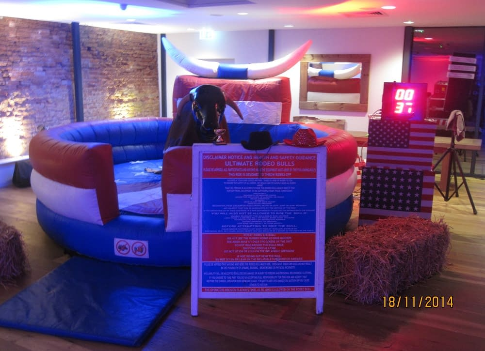 Bucking Bronco Hire