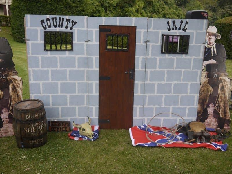 Wild West Jail