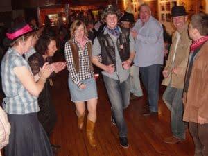 BARN DANCE CALLER in RUGBY